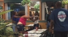 Brawl In Baltimore Restaurant: Three Dudes Vs. Two Chicks