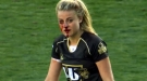 Beautiful Rugby Hardass Gets Nose Broken, Stays In To Deliver Two More Mean Hits