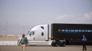 The World's First Self Driving Big Rig