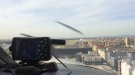 Landing Gear Not Working, Son Films Dad Landing The Plane