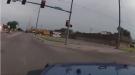 Stolen Jeep Dash Cam High Speed Chase & Crash