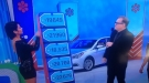 Model Gives Away A Car On Price Is Right