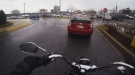 The Change Man Crashes His Bike
