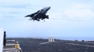 How To Land A Harrier Jet With No Nose Gear