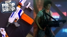 Build Your Own Alien Pulse Rifle: DIY Prop Shop