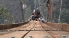 Check Out The World's Largest Suspension Bridge