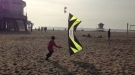 How Do You Get This Level Of Control Over A Kite?