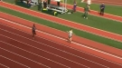 Oregon Runner Celebrates Steeplechase Win A Bit Too Early