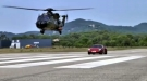 A Porsche 911 Raced A Military Helicopter. Who Do You Think Won?