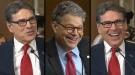 Politics Gone Sexual! Rick Perry's Cringeworthy Exchange With Al Franken