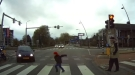 U Turns Do Not Give You The Right To Run Over Pedestrians