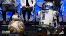 Star Wars Reveals It's New Droid BB-8 Actually Exists