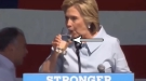Disgusting! Hillary Clinton Vomits Into Glass Of Water And Then Takes A Sip