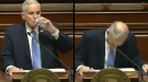 Scary Moment The Governor Of Minnesota Collapses During The Middle Of His Speech