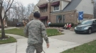 Airmen Comes Home For The Best Christmas Surprise