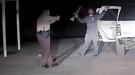 Badass Cop Disarms Suicidal Man With A Rifle