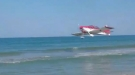 When Planes Hit The Beach