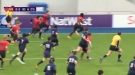 Watch This 15 Year Old Rugby Player Destroy The Opposition