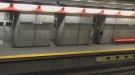 Behold The Subway Shadow Fighting Ninja