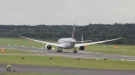 Boeing 787 Takes An Insanely Steep Take Off
