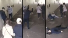 Bad Idea! Thugs Throw Rock At Boxers Girlfriend, Get Knocked Out
