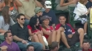 After Lewd Act Caught On Camera, Commentators Can't Contain Their Laughter