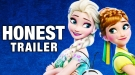 Honest Trailer: Frozen Fever