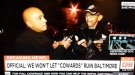 Vietnam Vet Throws Down On Baltimore Rioters