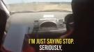Nobody Tells Sammy How To Drive
