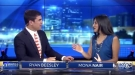 Freudian Slip! Newscaster Accidentally Asks Female Co-Anchor Sexual Question