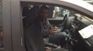 The Angriest Cabbie Ever Won't Move For An Ambulance