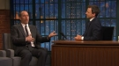 Jerry Seinfeld Does Not Want To Talk To Seth Myers
