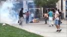 Disgusting! Soccer Hooligan Sucker Punches Innocent Bystander