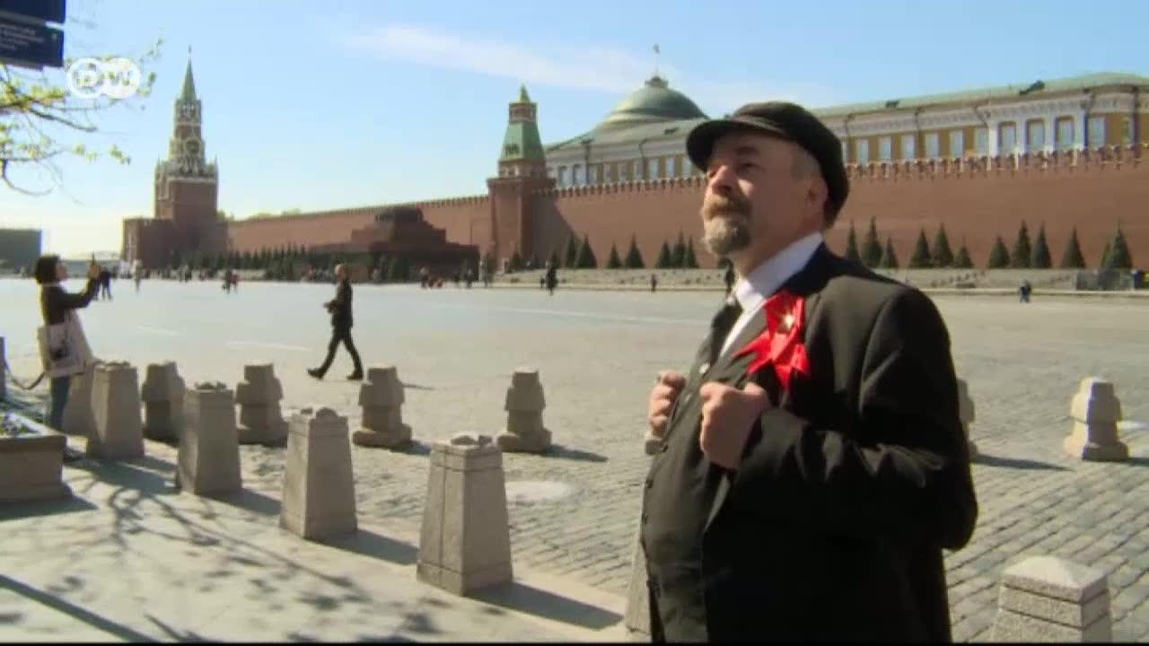Europe's Famous Landmarks: Red Square