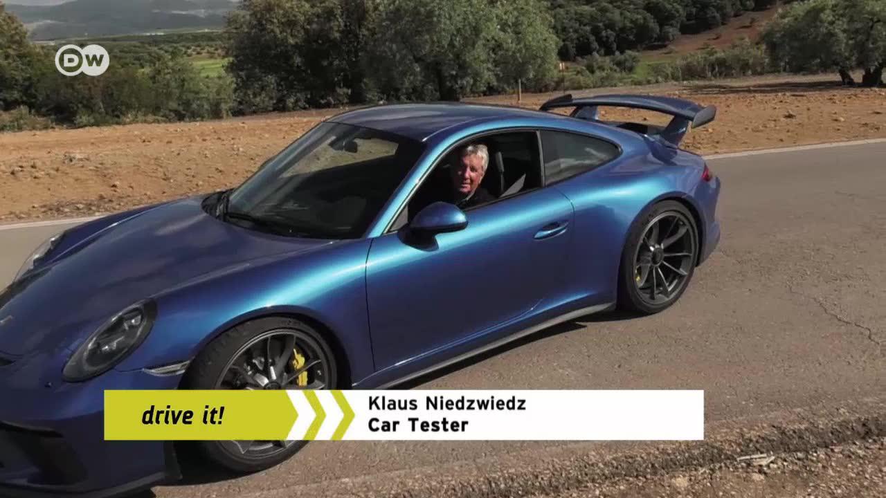 Speed demon: Porsche 911 GT3