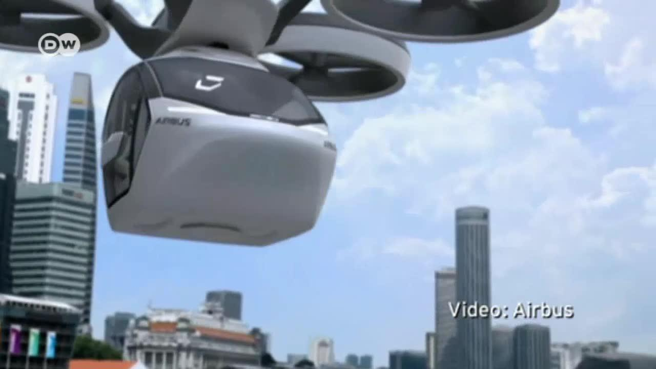 Flying cars - a new sector is taking off