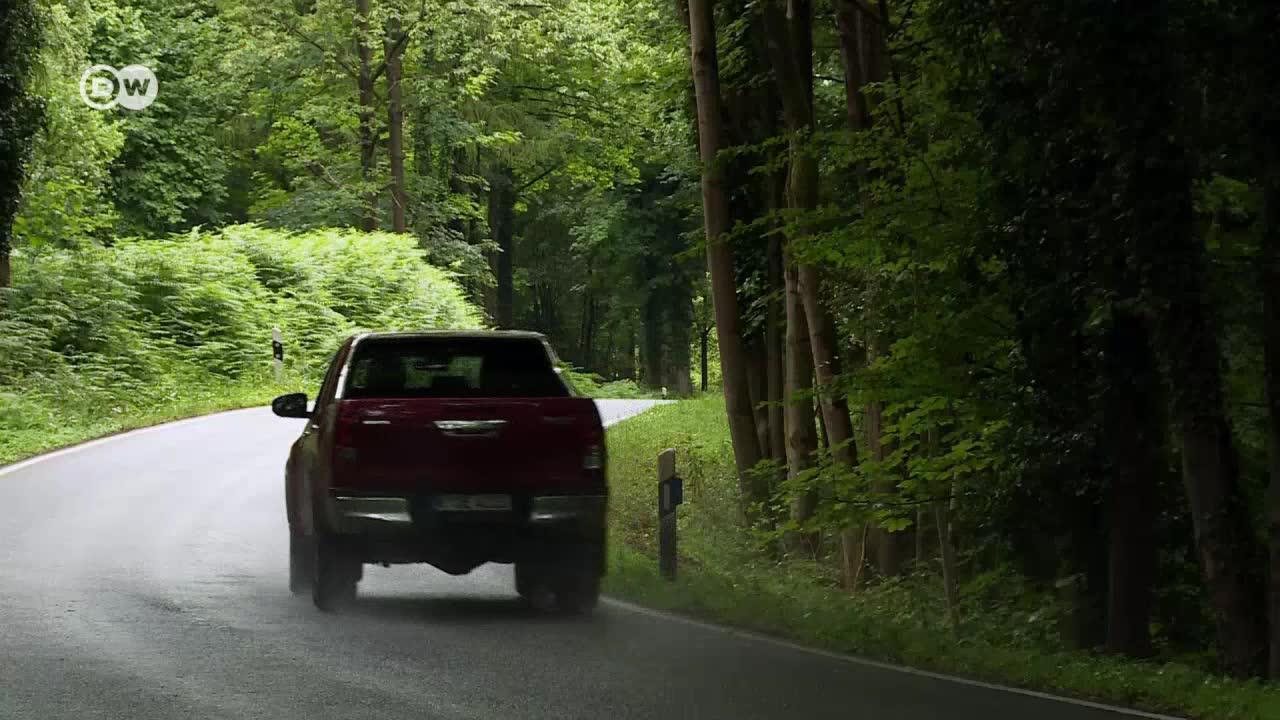 Robust: Toyota Hilux