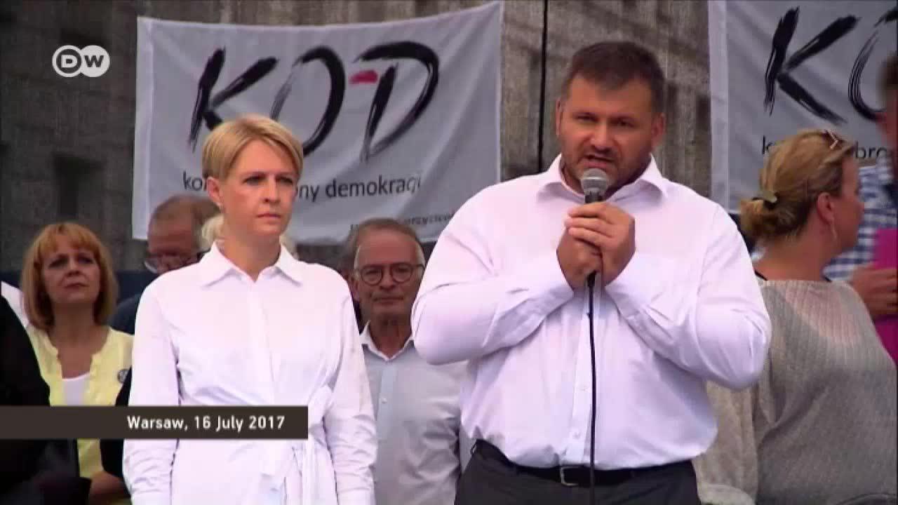 Polish Judges Under Pressure