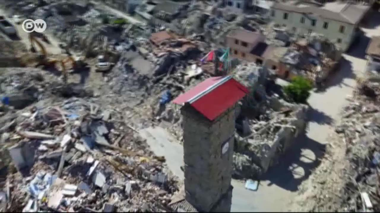 Italy'S Forgotten Earthquake Victims