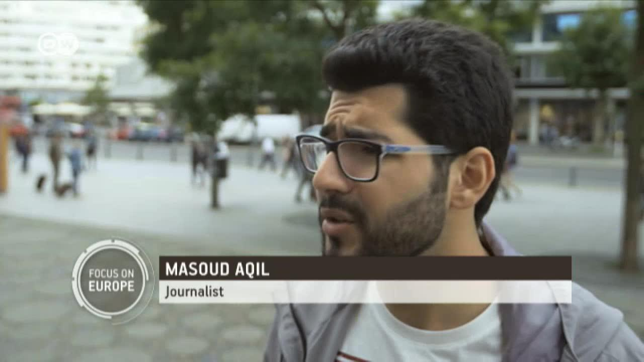 Germany: A Syrian On The Trail Of Is