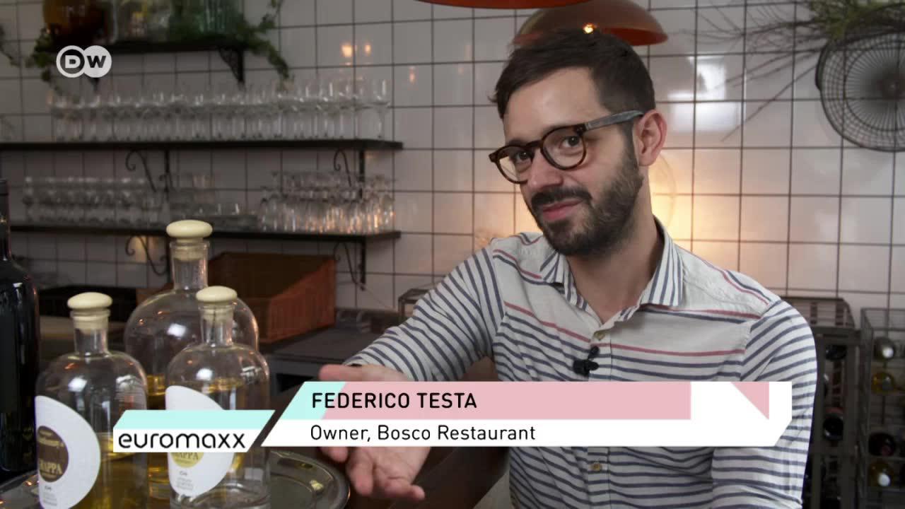 Italian Cuisine In Berlin