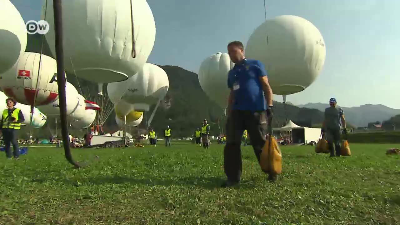 Gas Balloon World Championships