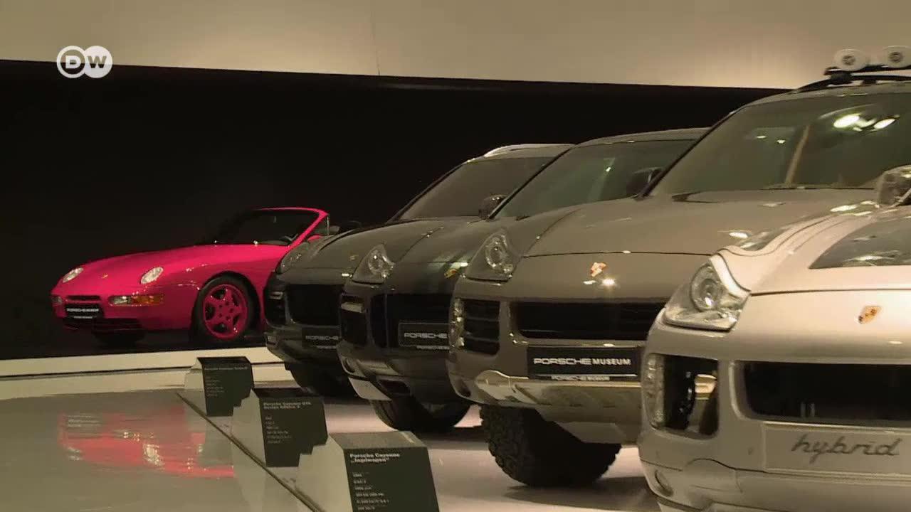 World Premiere Porsche Cayenne