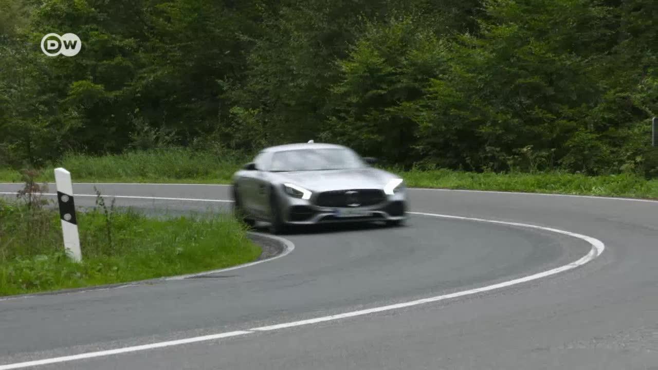 Test It! Mercedes-Amg Gt