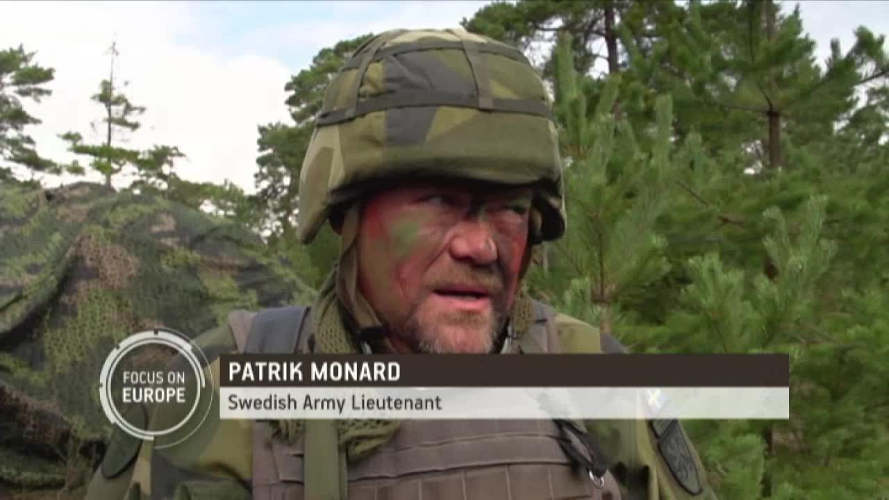 Russians Cause Anxiety On Gotland
