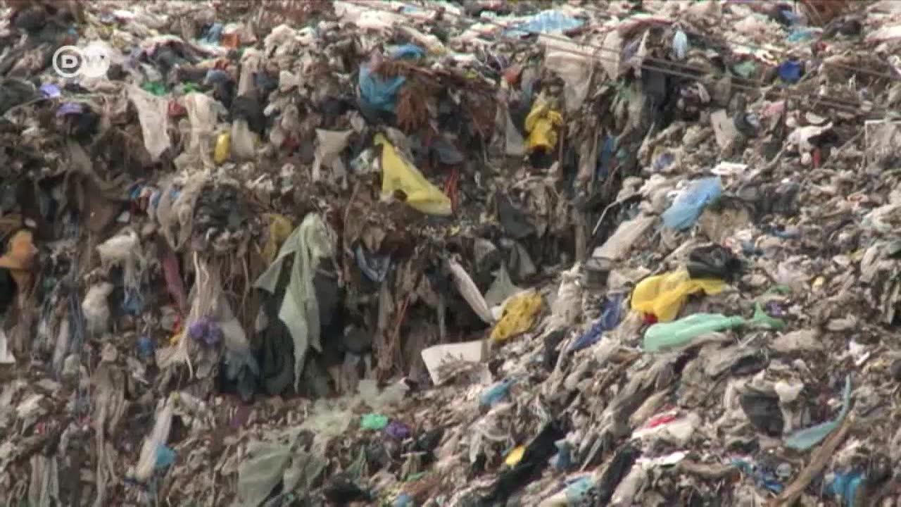 Romania'S Garbage Dumps