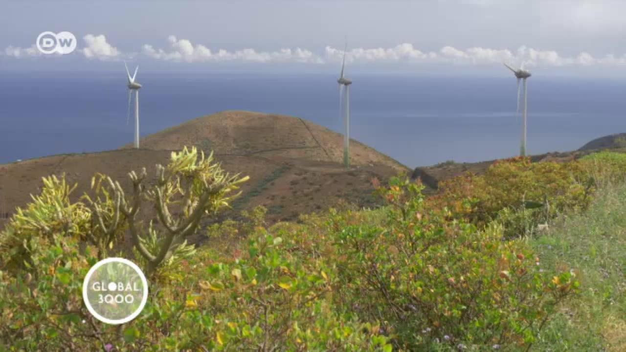 Renewable Energy On El Hierro