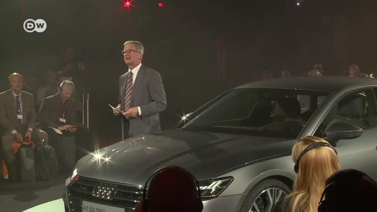 World Premiere: The New Audi A7
