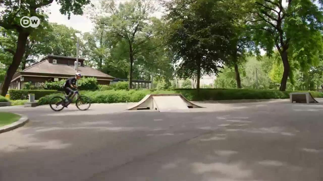 Fabio Wibmer: The Bike-Stunt Internet Star