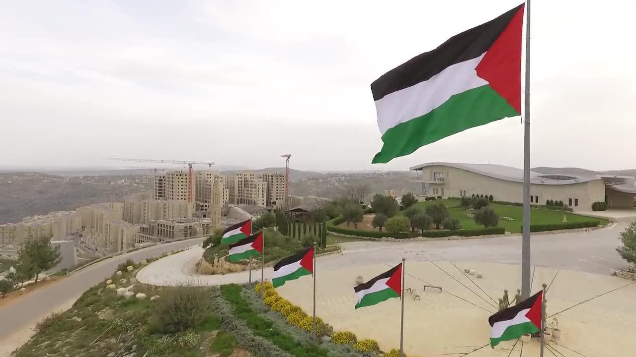 The billion dollar bet on a new Palestinian future